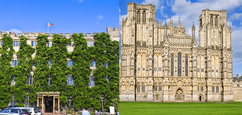 Wells Cathedral and Museum of Somerset